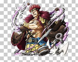 One Piece Treasure Cruise Monkey D. Luffy Shanks Eustass Kid Nico Robin PNG