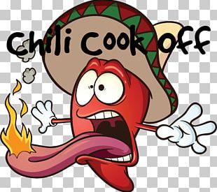 Chili Con Carne Cook-off Chili Pepper Capsicum Annuum PNG