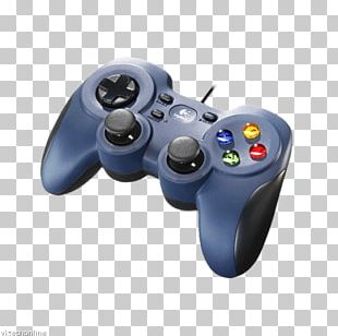 Logitech F310 Game Controllers Video Game Console Accessories Personal Computer PNG