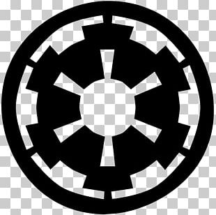 Galactic Empire Logo Decal Star Wars: Empire At War PNG