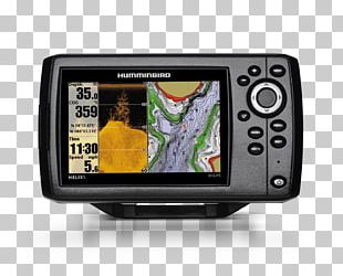 Fish Finders Sonar GPS Navigation Systems Global Positioning System Fishing PNG