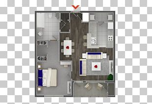 Studio Apartment House Bedroom Interior Design Services PNG
