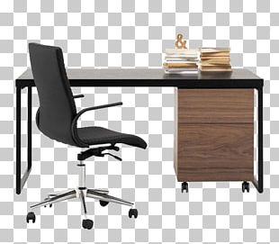 Table Office Chair Desk BoConcept PNG