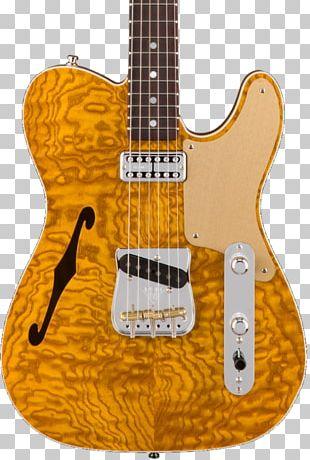 Acoustic-electric Guitar Fender Telecaster Fender Custom Shop Fender Musical Instruments Corporation PNG