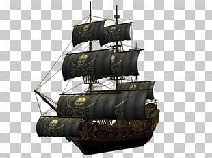 Caravel Boat Ship Piracy PNG