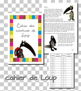 Paper School Kindergarten Pencil Le Loup Qui N'aimait Pas Noël PNG