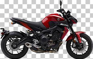 Yamaha Motor Company Yamaha FZ-09 Motorcycle Suspension Yamaha MT-07 PNG