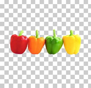 Bell Pepper Yellow Pepper Vegetable Food Pungency PNG