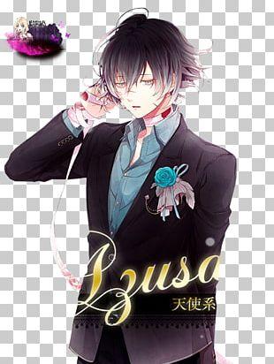 Diabolik Lovers Anime Kou Mukami PNG
