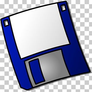 Floppy Disk Disk Storage Computer Icons PNG