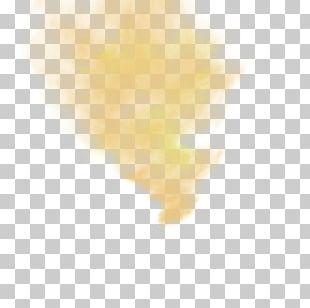 Light Fog Yellow Smoke Orange PNG