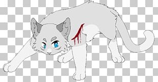 Whiskers Cat Mammal Dog Sketch PNG