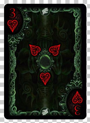 Call Of Cthulhu: The Card Game Bicycle Playing Cards PNG
