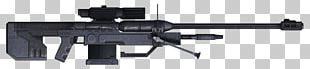 Halo 3: ODST Halo 4 Sniper Rifle PNG