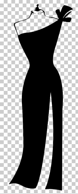 Little Black Dress La Petite Robe Noire Evening Gown Drawing PNG