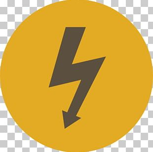 Computer Icons Electricity Symbol Icon Design High Voltage PNG