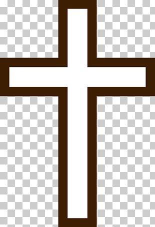 Baptism Cross PNG