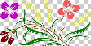 Floral Design Borders And Frames Open PNG