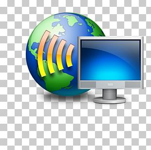 Computer Monitors Globe World Desktop PNG
