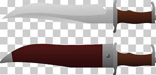 Bowie Knife Hunting & Survival Knives Throwing Knife Utility Knives PNG