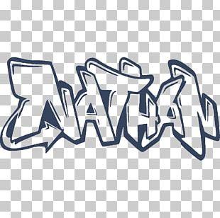 Graffiti Tag Sticker Wall Decal Mural PNG