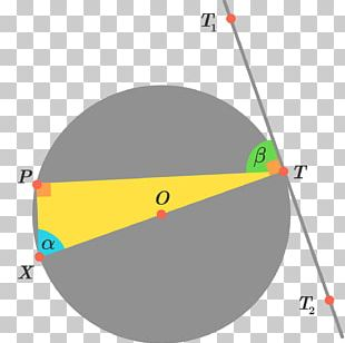Area Of A Circle Angle Mathematics Theorem PNG