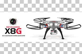 FPV Quadcopter Unmanned Aerial Vehicle First-person View Radio Control PNG