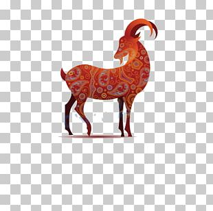 Chinese New Year Goat Chinese Calendar PNG