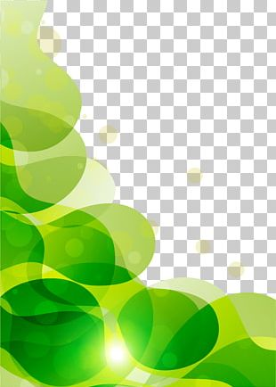 Green Computer File PNG