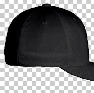 Baseball Cap Black M PNG
