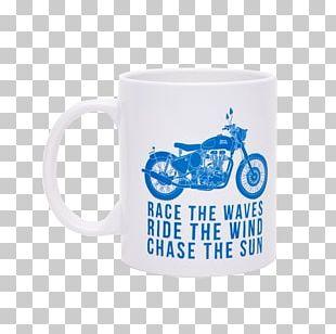 Mug Coffee Cup Royal Enfield Enfield Cycle Co. Ltd PNG