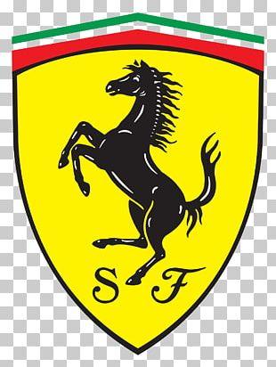 Ferrari 458 Car Sticker Decal PNG