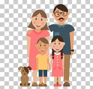 Family Child Parent Illustration PNG