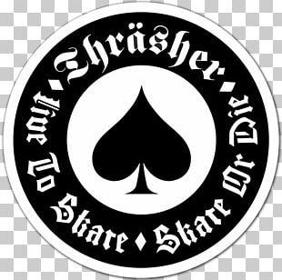 Thrasher Skateboarding T-shirt PNG