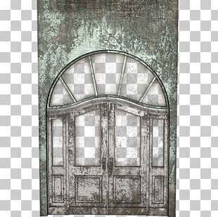 The Furnished Room Door Facade Arch House PNG