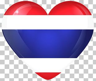 Flag Of Thailand Flag Of Thailand Heart Flag Of Uganda PNG
