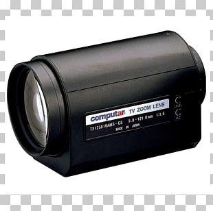 Camera Lens C Mount Zoom Lens Focal Length Video Cameras PNG