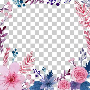 Watercolour Flowers Watercolor: Flowers Watercolor Painting PNG