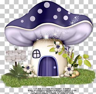 Mushroom Fairy PNG