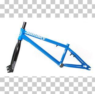 Bicycle Frames BMX Bike Bicycle Forks PNG