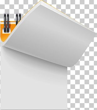 Paper Pencil Drawing PNG