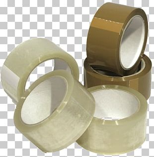 Adhesive Tape Paper Packaging And Labeling Ribbon PNG