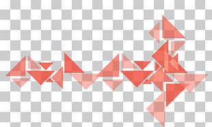 Triangle Red PNG