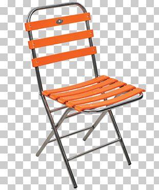 Deckchair Chaise Longue Table Garden Furniture PNG