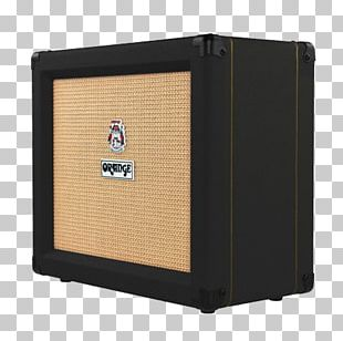 Guitar Amplifier Microphone Orange Music Electronic Company Electric Guitar PNG