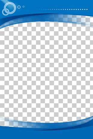 Blue Material PNG