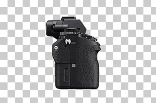 Sony α7 II Sony α7R II Full-frame Digital SLR Mirrorless Interchangeable-lens Camera PNG