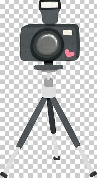 Camera Tripod PNG