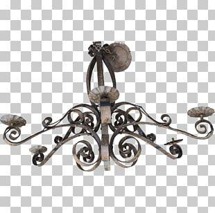Chandelier Ceiling Light Fixture PNG