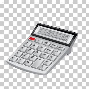 Calculator Stock Photography PNG